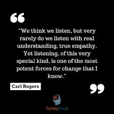 carl rogers on empathy